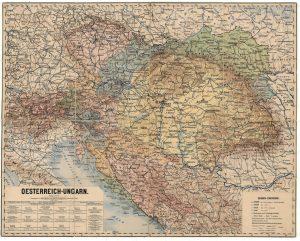 """""""Der Untergang der Habsburgermonarchie"""""""