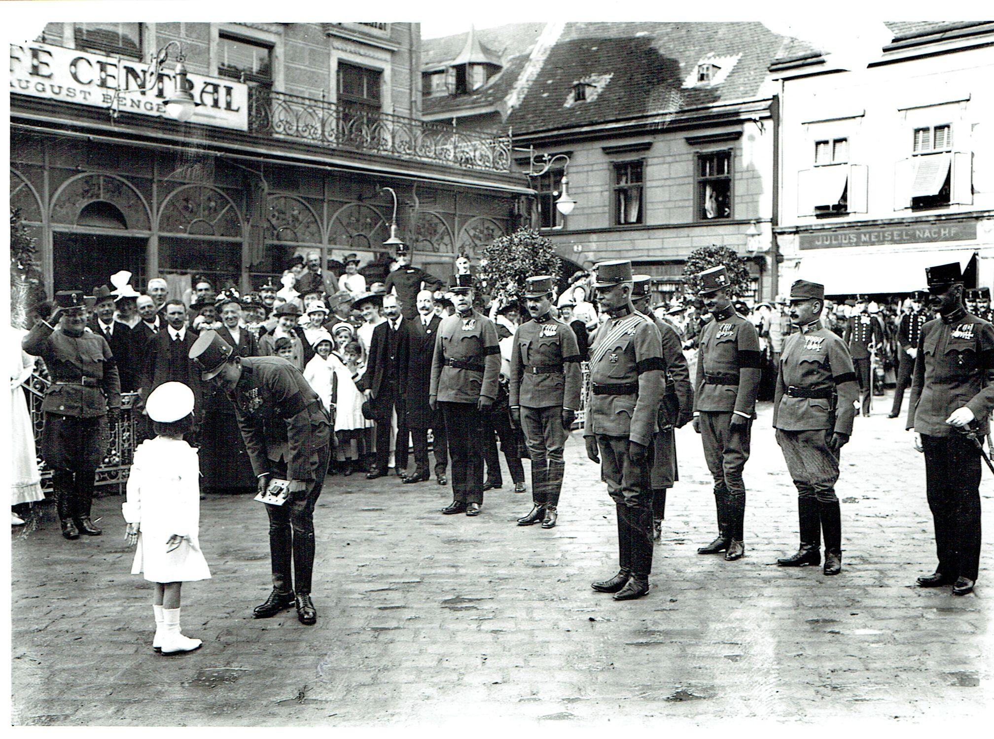 """WIEDERHOLUNG """"Baden bei Wien im Ersten Weltkrieg"""""""