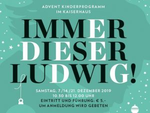 Read more about the article IMMER DIESER LUDWIG!