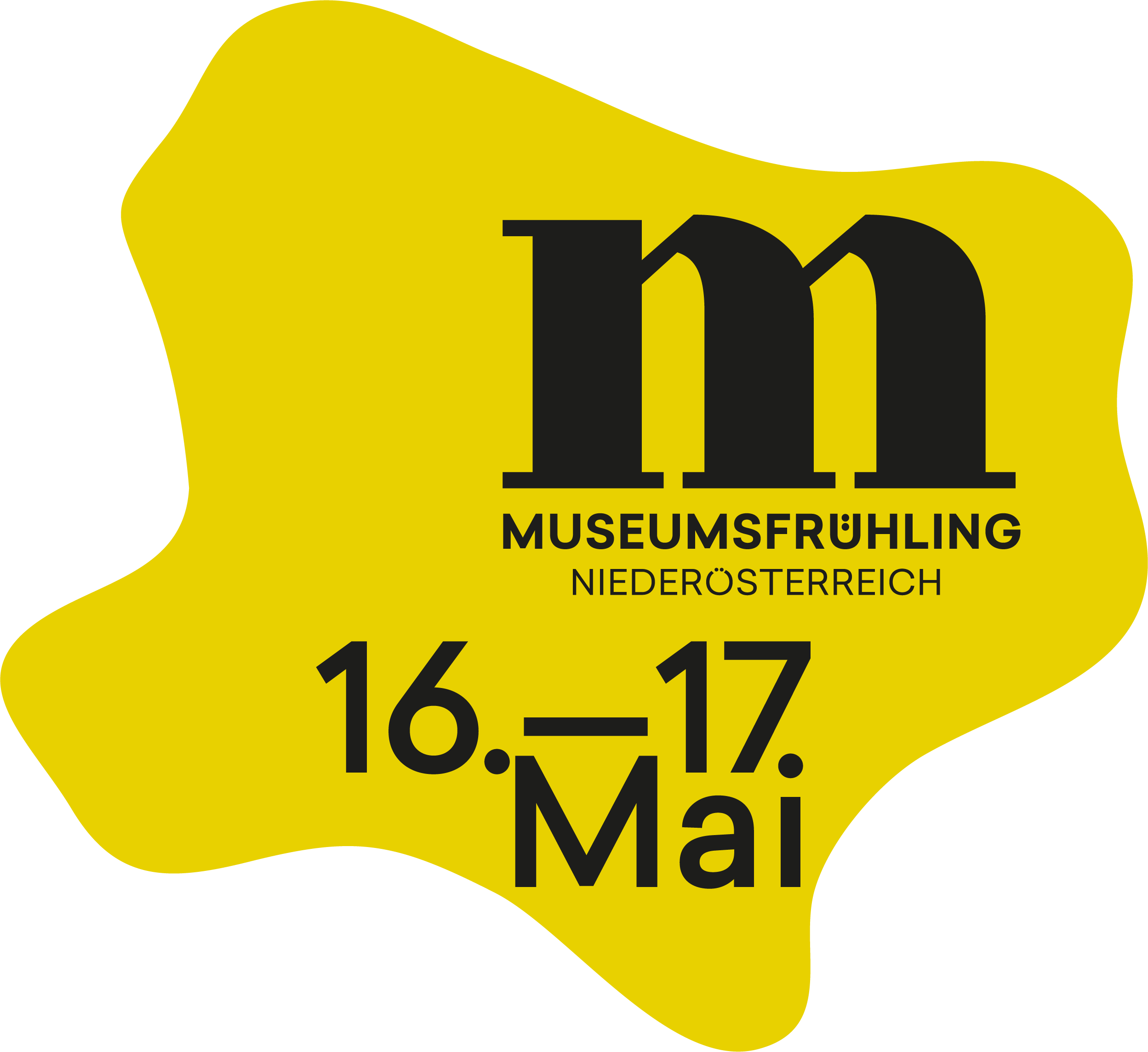 <span style='font-family: 'Roboto Slab'; font-weight: 700;'>Museumsfrühling </br></span><span style='font-size:16px;'>16. und 17. Mai 2020</span>