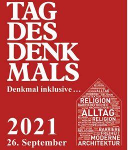 "Read more about the article Tag des Denkmals 2021 – Führung ""Gelungene Revitalisierung historischer Bausubstanz"" am 26. September um 14.00 Uhr"